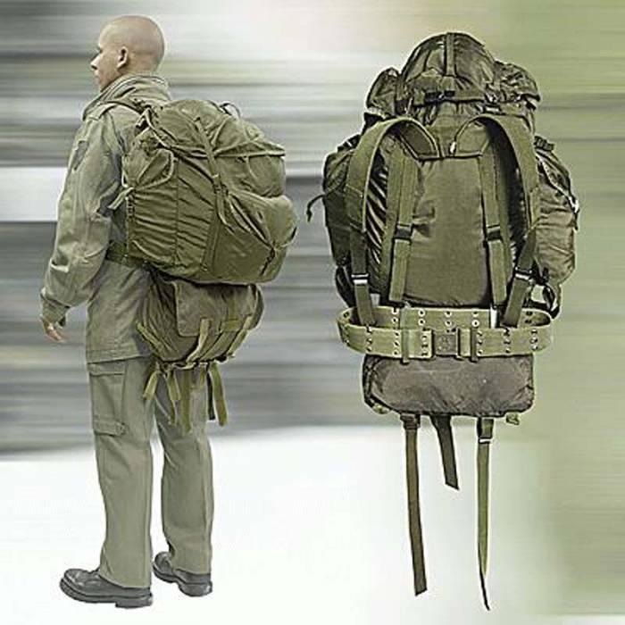 Английский Военный Рюкзак
